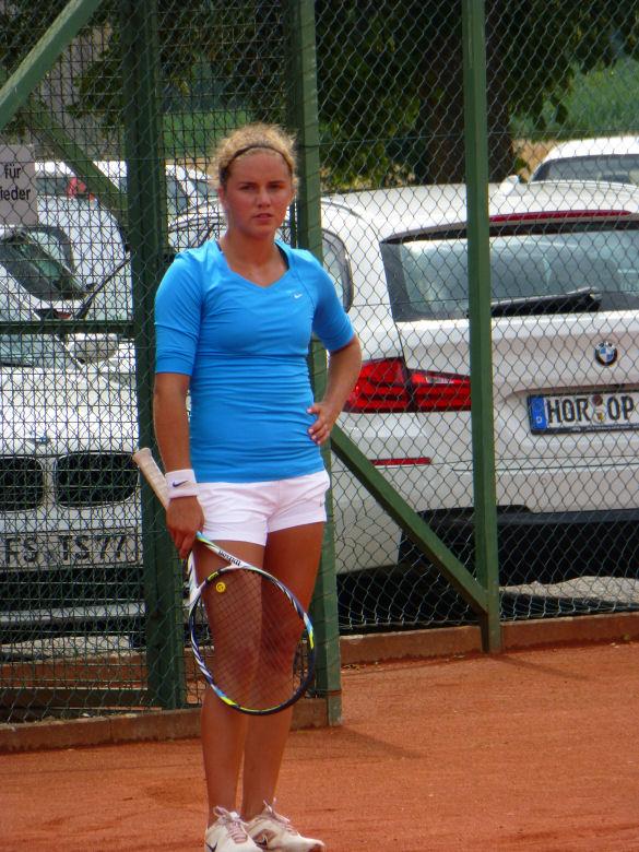 Ross Rabble - ITF Horb 2014